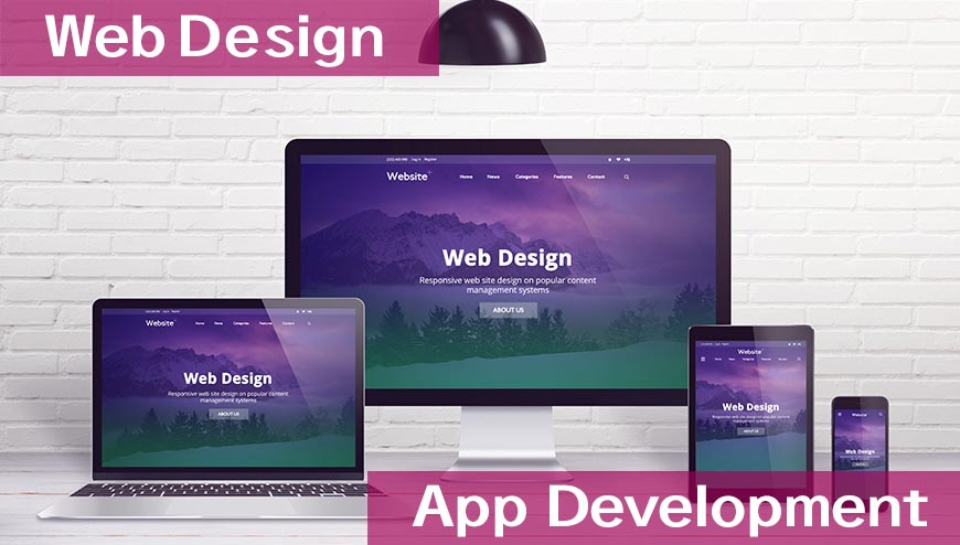 WEBサイト制作・アプリシステム開発